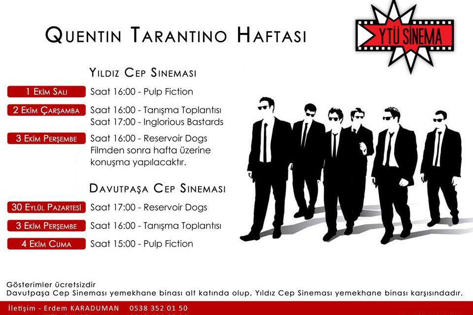 Quentin Tarantino Haftası