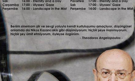 Theodoros Angelopoulos Haftası