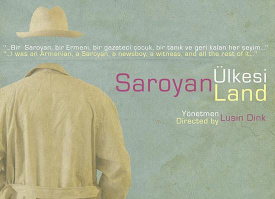 Saroyan Land Film Gösterimi ve Söyleşisi