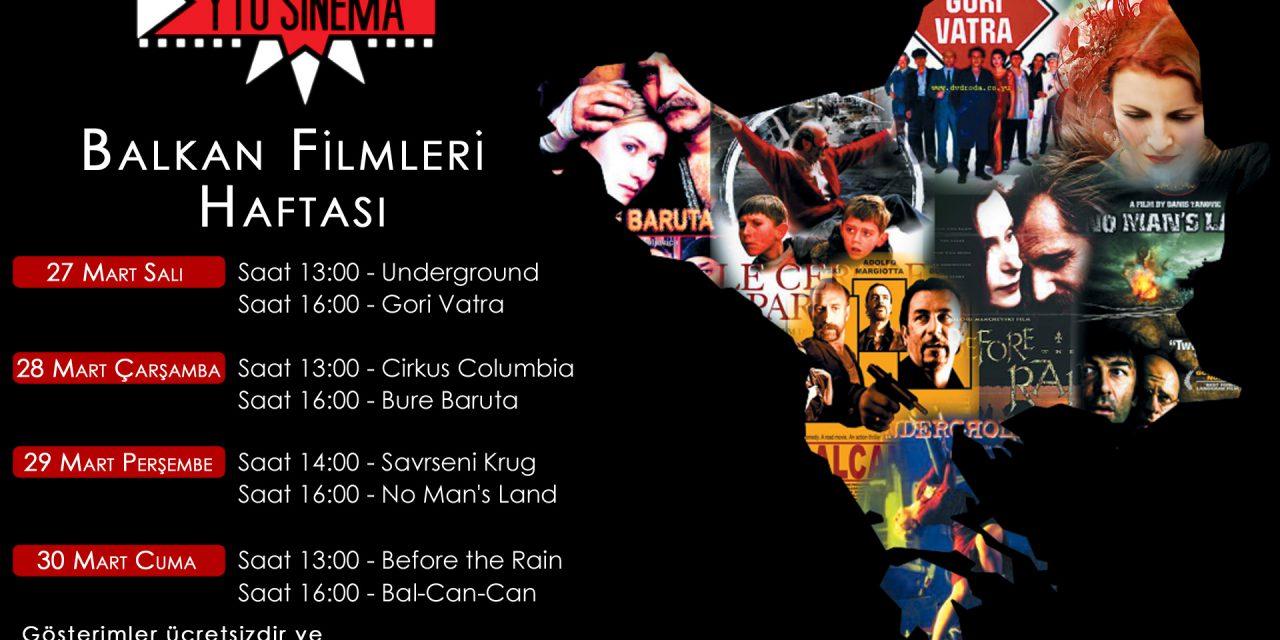 Balkan Filmleri Haftası