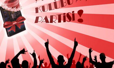 YTÜ Sinema Kulübü Açılış Partisi