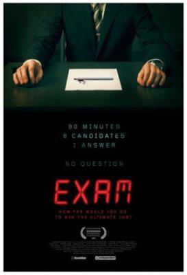 Exam (Sınav – 2009)