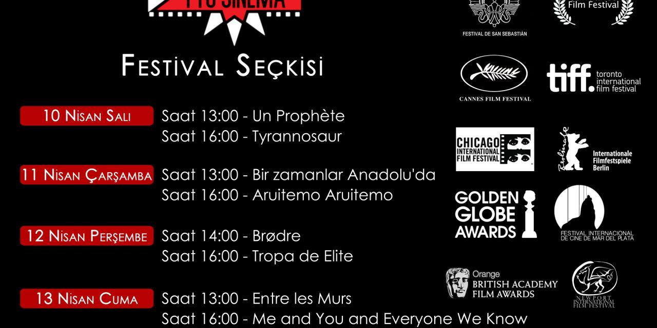 Festival Seçkisi