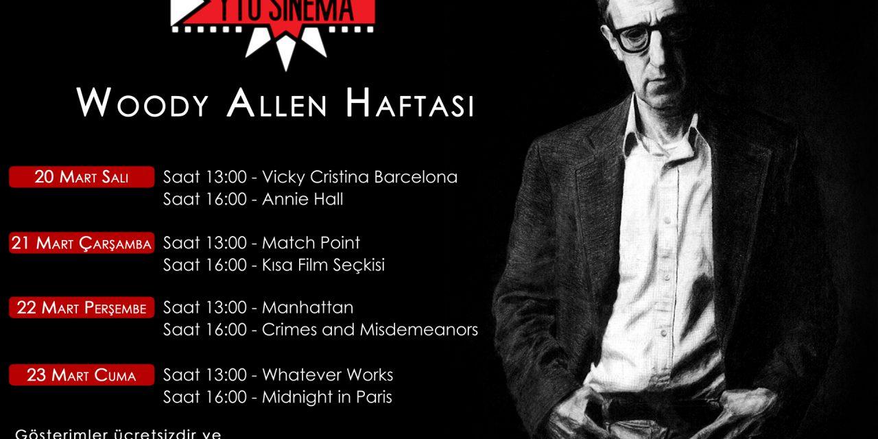 Woody Allen Haftası
